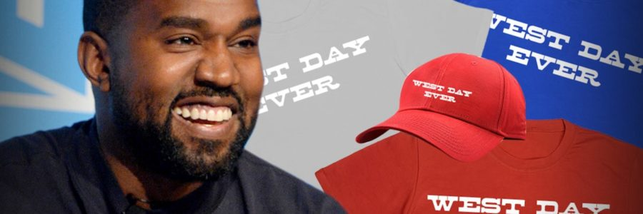 Presidential Hopeful Kanye Files to Protect 'West Day Ever'