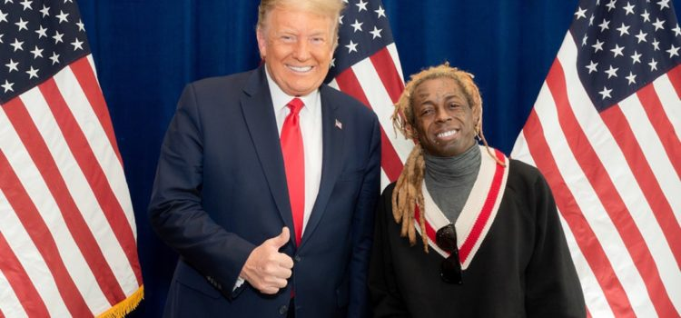 lil-wayne-endorses-president-trump,-gets-ripped-by-50-cent