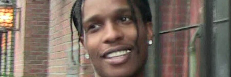 A$AP Rocky Donates 120 Meals to Families at Shelter Where He and Mom Stayed