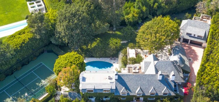 Ellen DeGeneres Sells Adam Levine's Old Bev Hills Home for $47 Mil