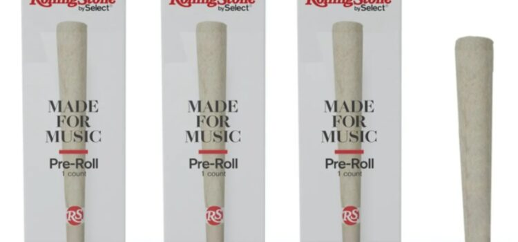 Rolling Stone Magazine Is About to Drop a Line of Weed Vapes and Pre-Rolls