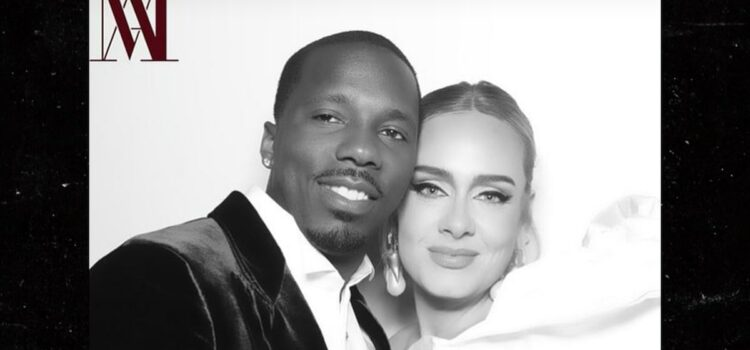 Adele Goes Instagram Official With Boyfriend Rich Paul